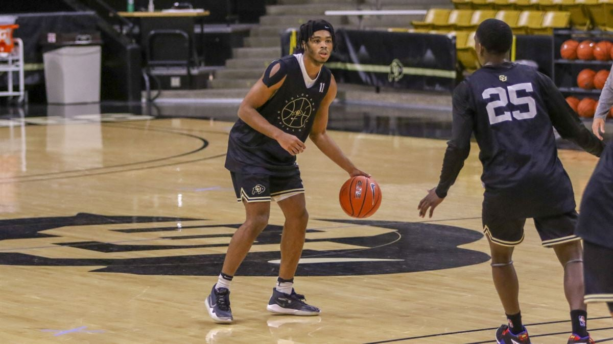 Colorado's backcourt will be bolstered by Keeshawn Barthelemy