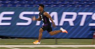 Saquon Barkley Penn State Running Back