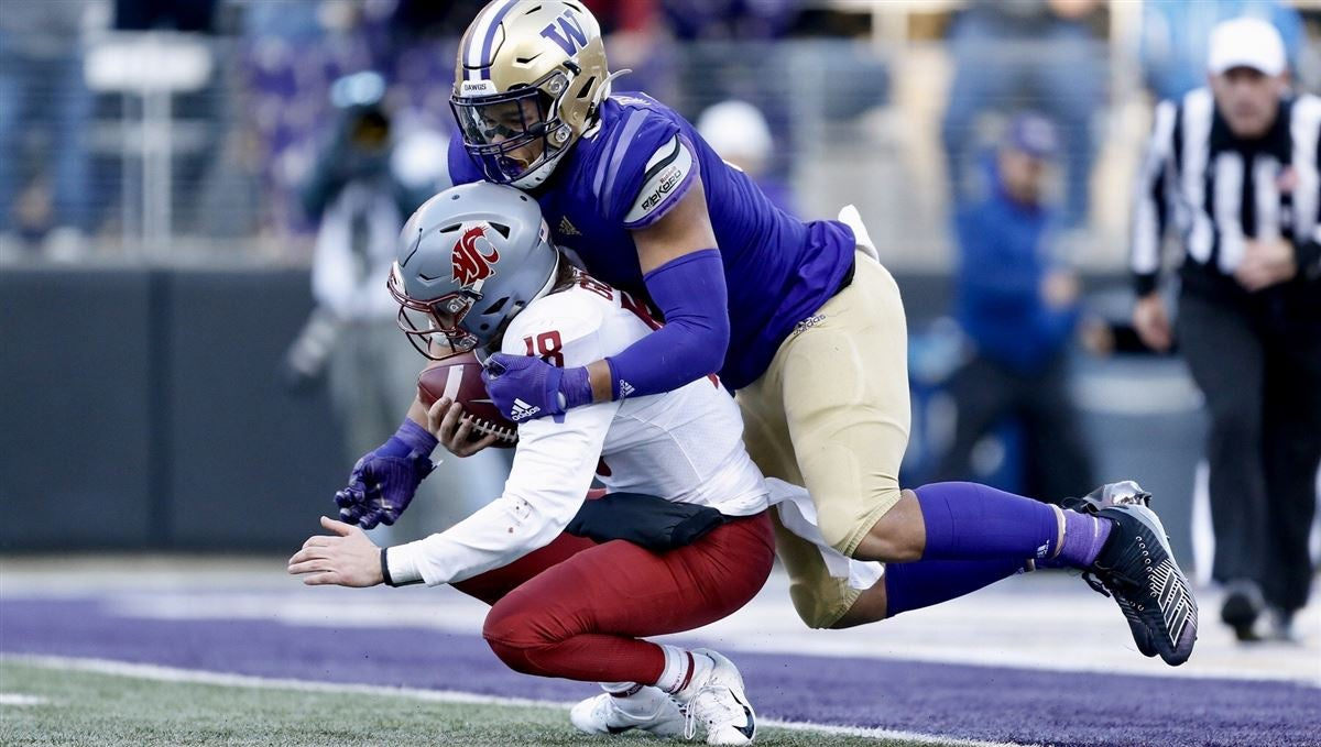 How UW's pass rush once again grounded the Air Raid