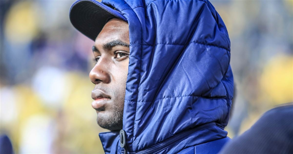 Gallery michigan hosts big time recruits for ohio state game for M go fish