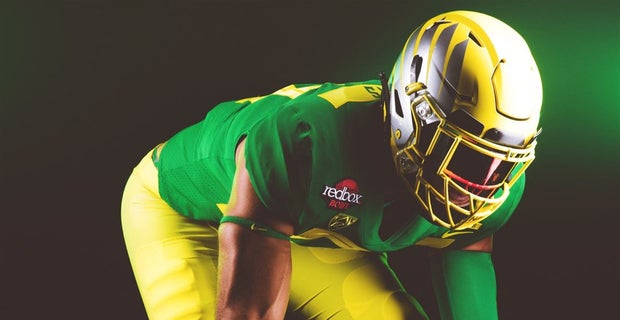 The Oregon Ducks have released what they ll be wearing for the upcoming  Redbox Bowl against Michigan State. For the first time this season 0fa65c4bf