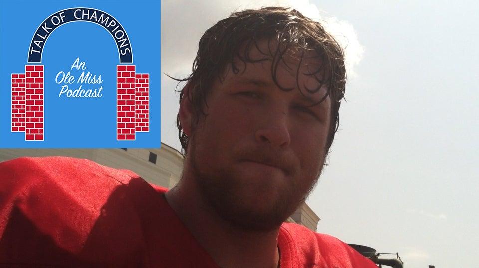 Jared Duke: Luke, botched LSU Gatorade shower, Tunsil and more