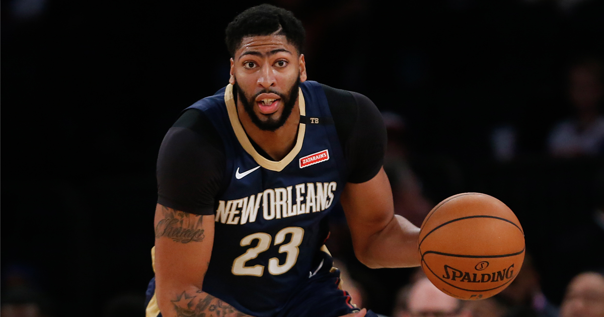 How the Anthony Davis saga changes after the trade deadline 8eaeb68bd