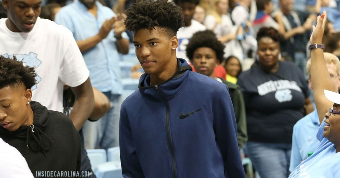 Top 5 Recruit Ziaire Williams Returning to Chapel Hill