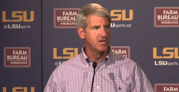 Alleva updates LSU coaching search