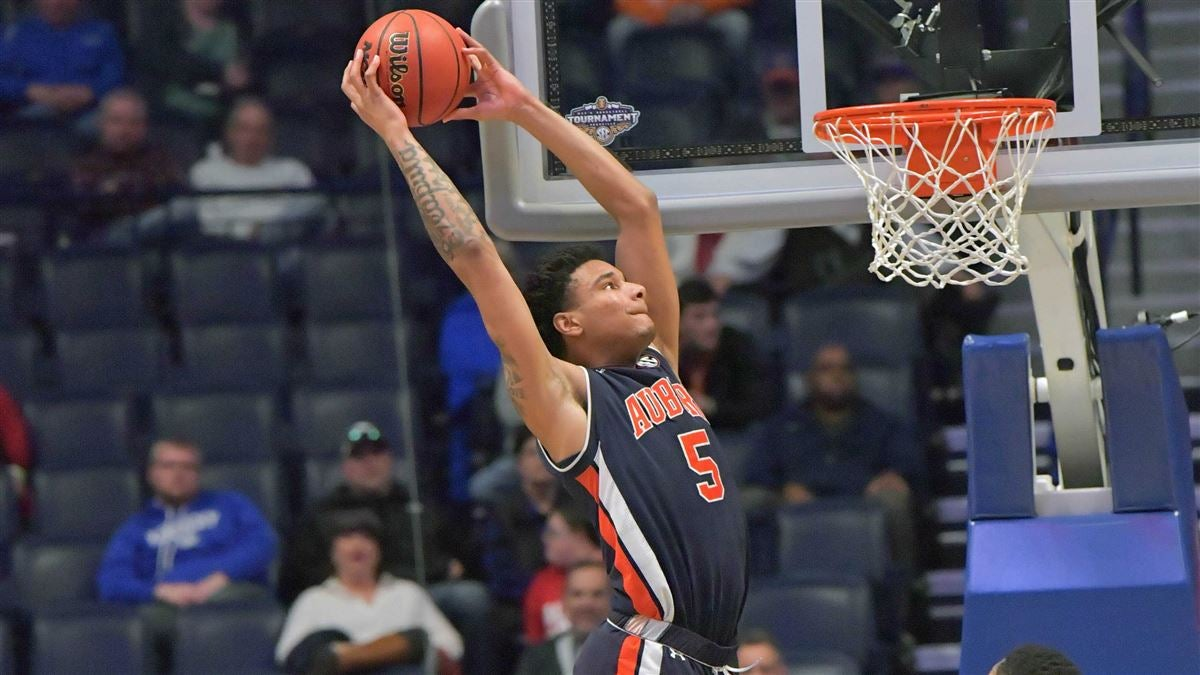 Where Auburn Players Could Land In 2019 Nba Draft
