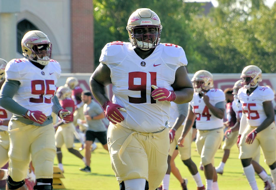FSU Camp Observations, Day 18: Big man moves, clarity on defense
