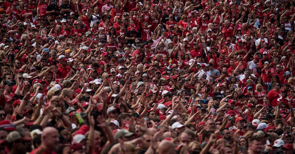 How the Husker game in Ireland came together