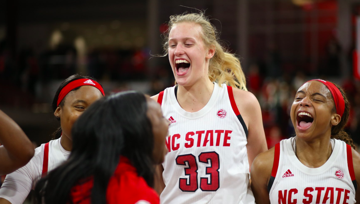 Two For Two Nc State Wbb Takes Down No 16 Syracuse On Road