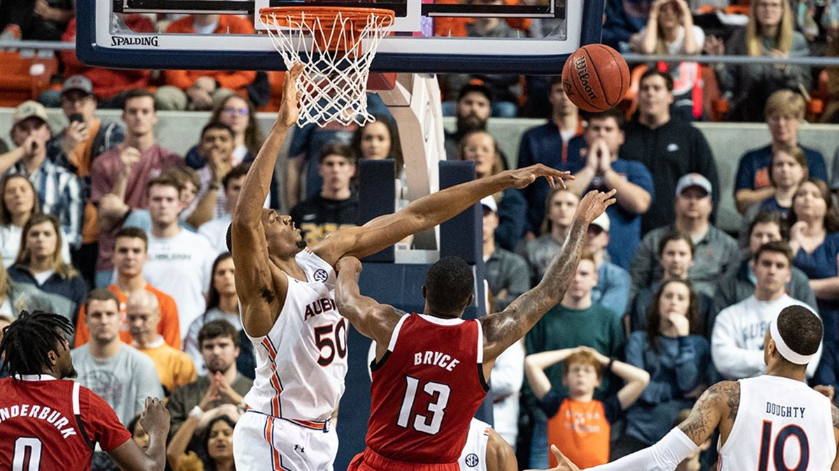 Lipscomb At Auburn Basketball Game Thread