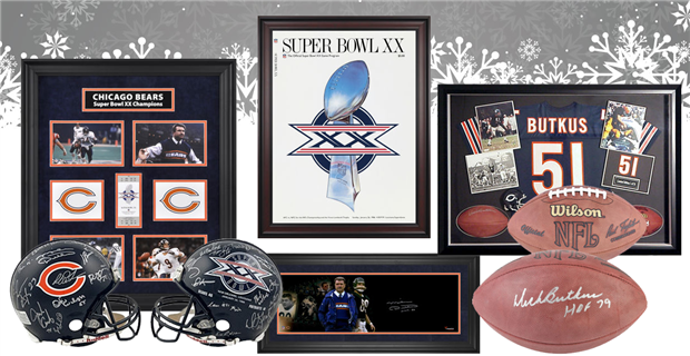 Chicago Bears Holiday Gift Guide