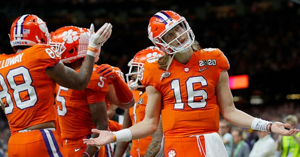 Could Trevor Lawrence wind up in New York in the NFL?