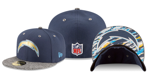 Get your San Diego Chargers 2016 NFL Draft hat 1c17e88843a