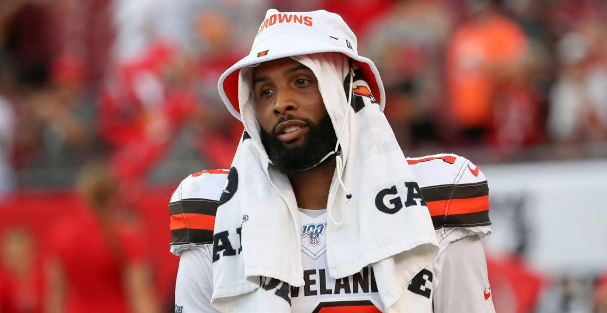 Jarvis Landry: Odell Beckham 'not trying to leave' Cleveland