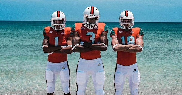 cf869a71a Miami Announces Uniform Combos For The Season