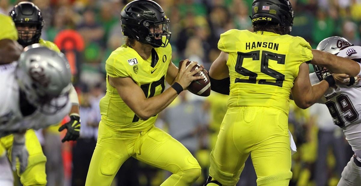 Justin Herbert moves up in NFL mock drafts with Tua injury