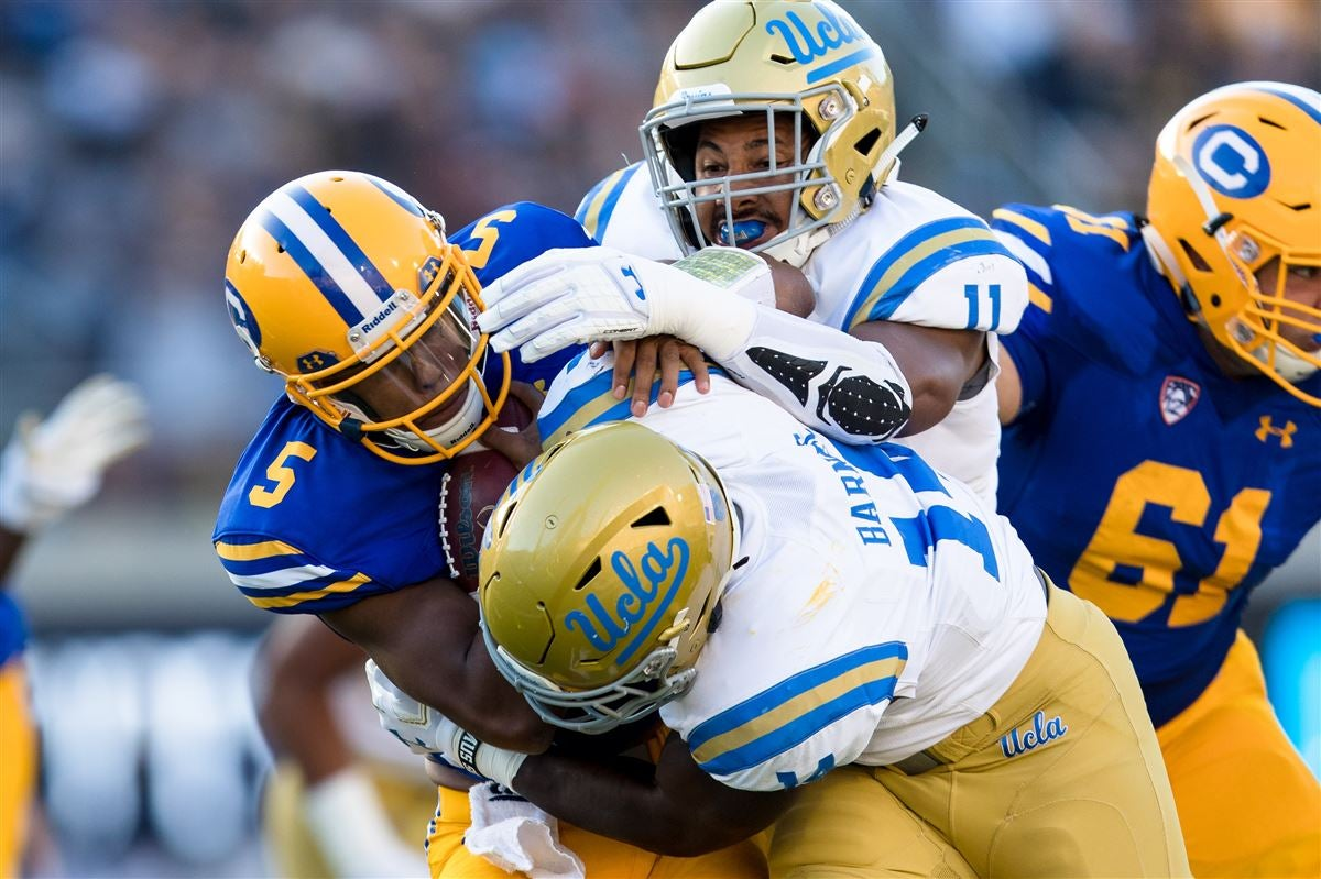 Cal's 37-7 loss to UCLA the stuff of nightmares