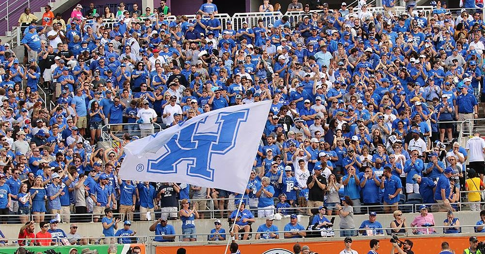 Kentucky football thanks BBN for Citrus Bowl showing