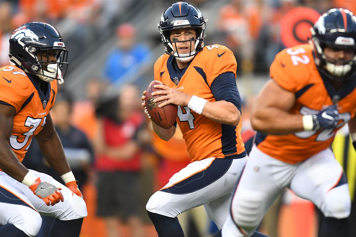 Keenum puts finger on why Bears game was different than opener