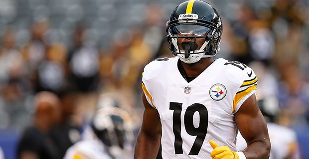 brand new 88a0b 146e6 Report: NFL strongly weighing suspending JuJu Smith-Schuster