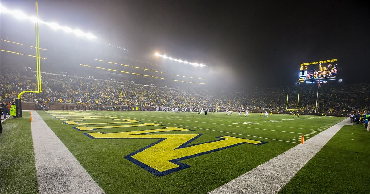 LOOK: Michigan's 25 highest-ranked football recruits of all-time