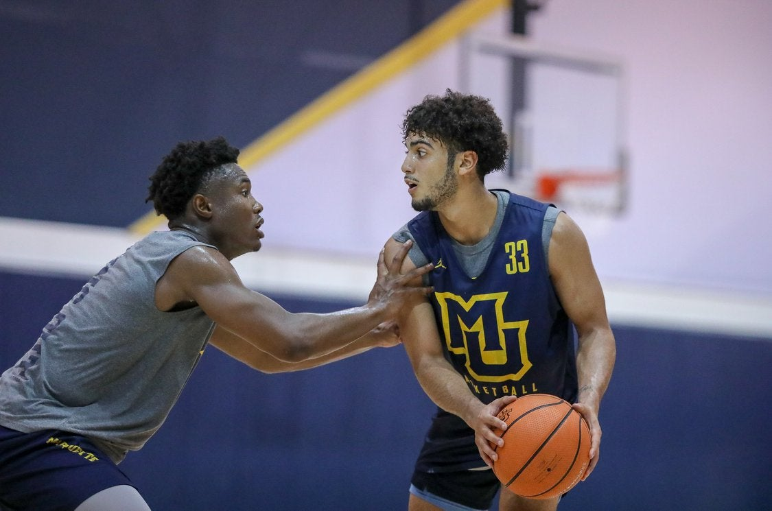 PG Koby McEwen brings toughness, size +shooing to MU guard corps