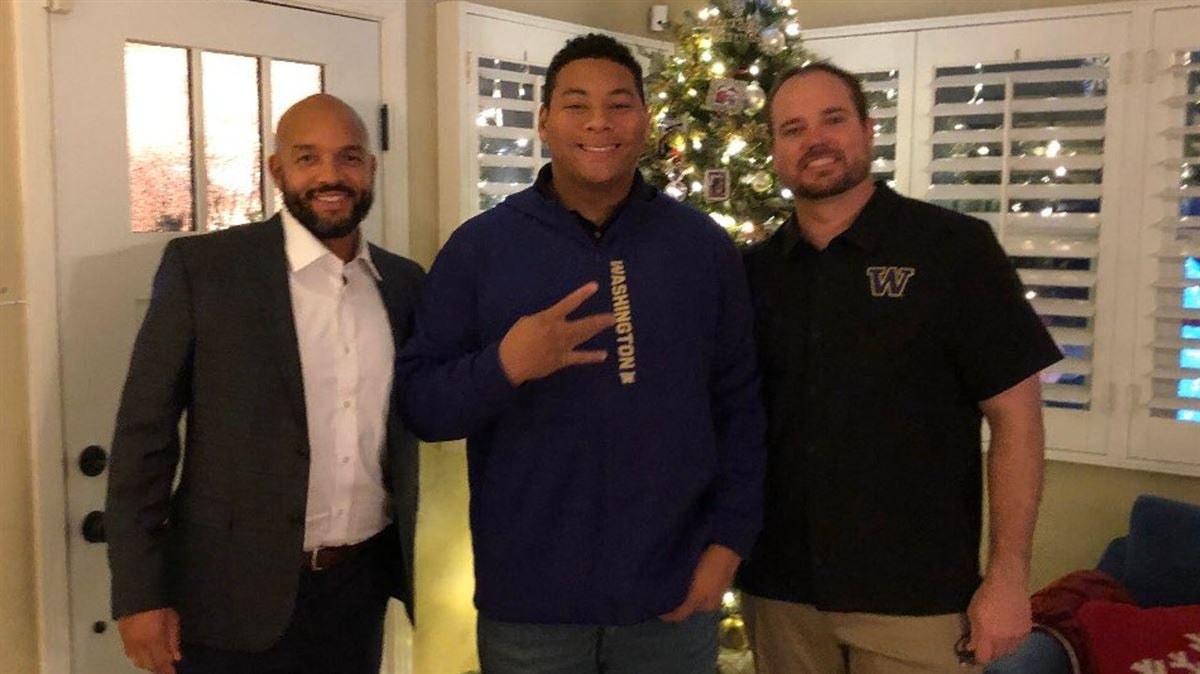 Top-rated Husky OL commit ready to sign with the Huskies