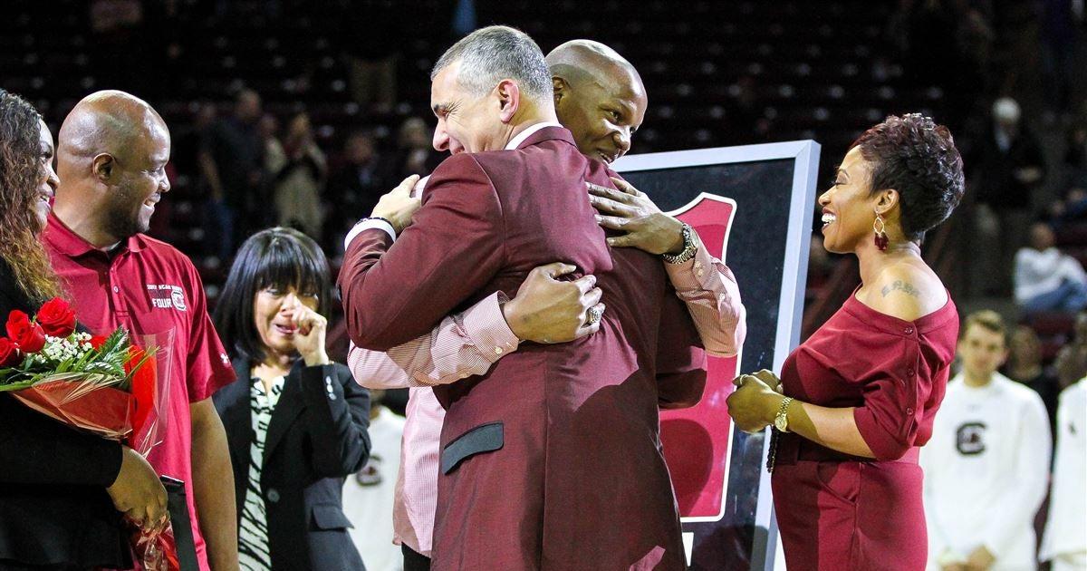 Martin inspires Blanton as he pursues coaching career