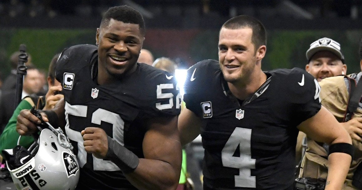 Bold predictions for Raiders' top playmakers