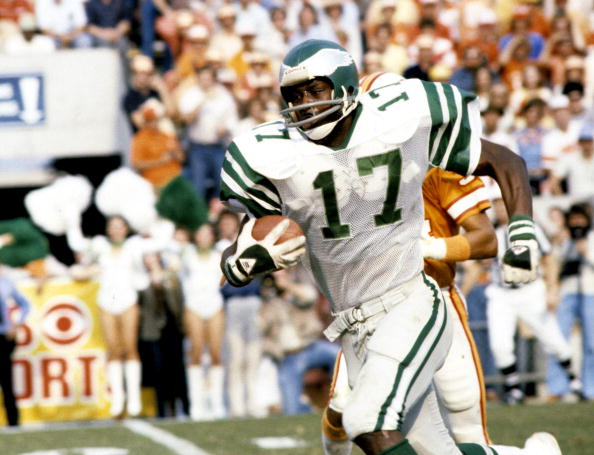 quality design 5f137 d2885 Harold Carmichael is greatest to wear No. 17 in Eagles history