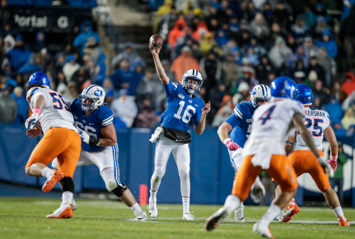BYU's Performance Against Boise State Impresses Kirk Herbstreit