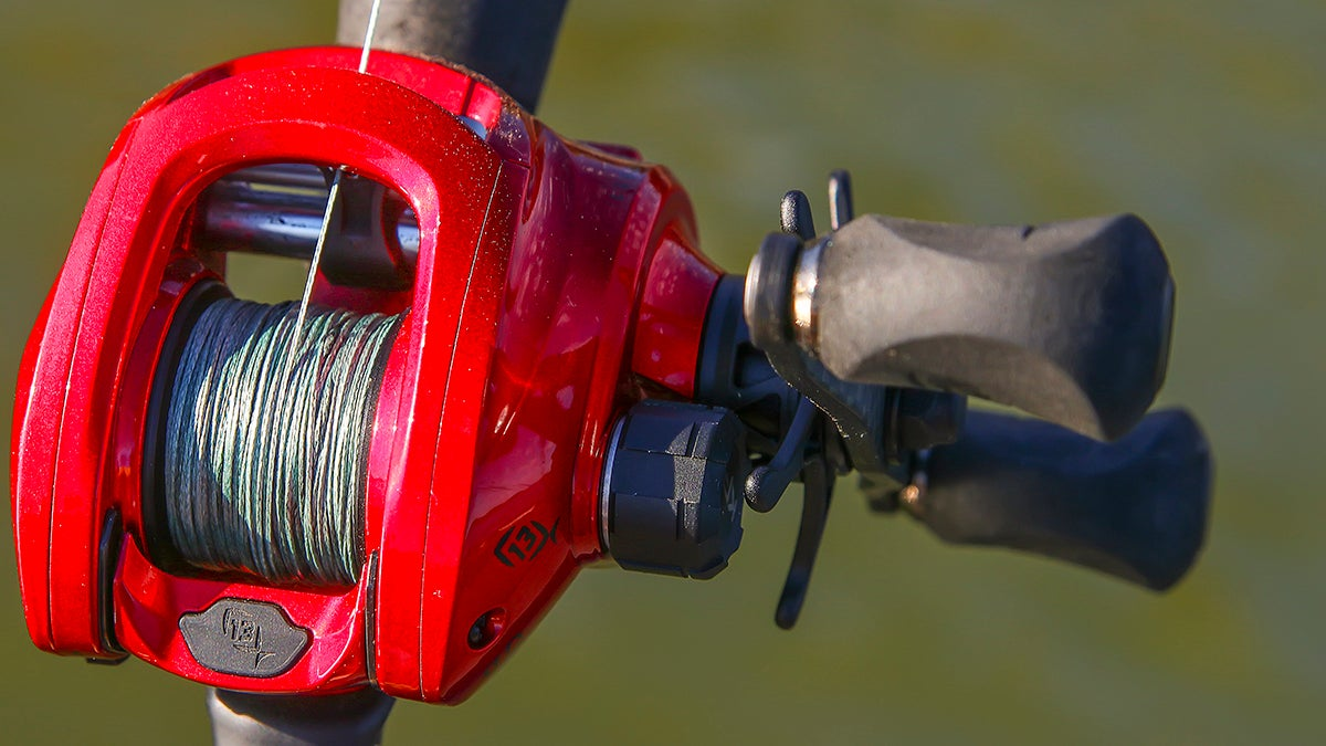 13 fishing concept kp reel review for Concept 13 fishing