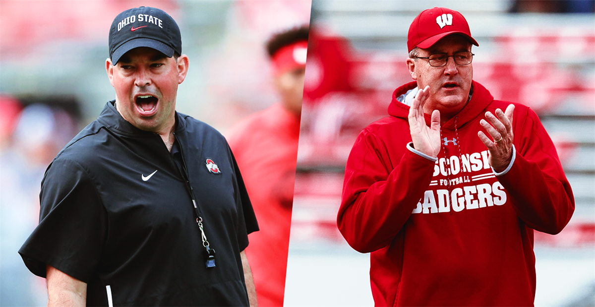 Preview And Predictions No 10 Wisconsin Vs No 2 Ohio State
