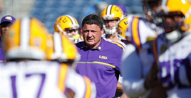 Wiltfong's Weekly Buzz: Orgeron, LSU prioritizing camp evals