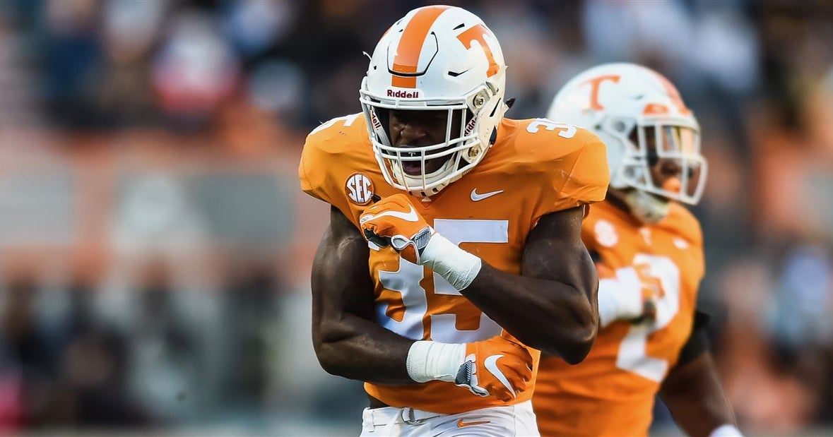 VIDEO: Vols' Bituli excited for tough test at Florida