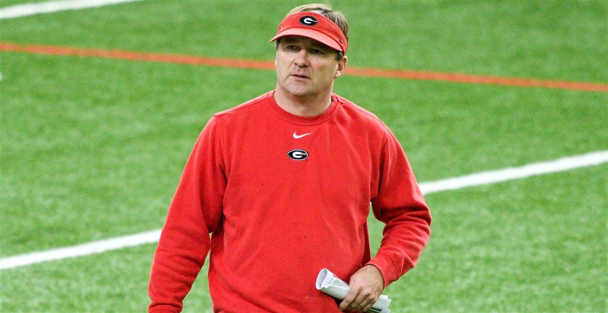 Practice Report: Dawgs take it indoors for practice No. 11