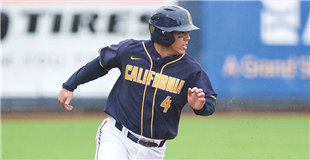 Reyes Homer Lifts Cal to Comeback Win