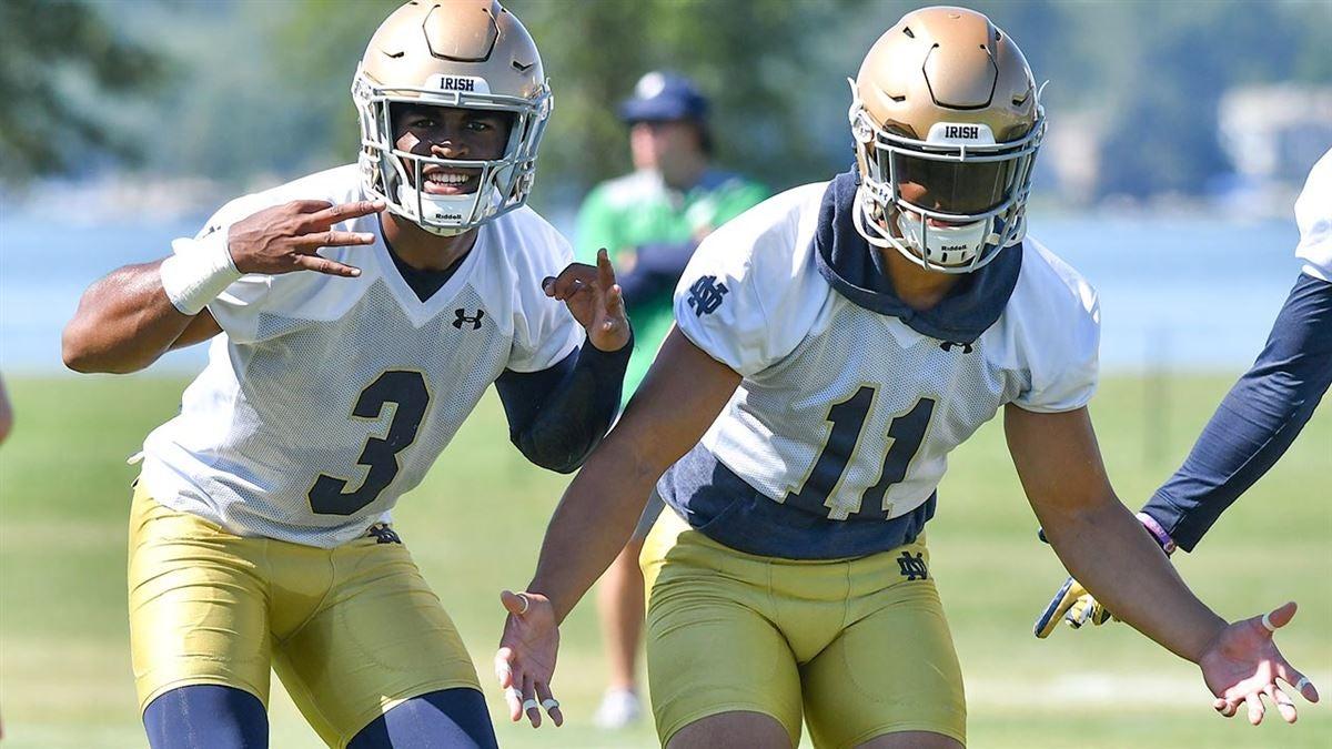 Notre Dame Practice Report: Defense (Aug. 3)