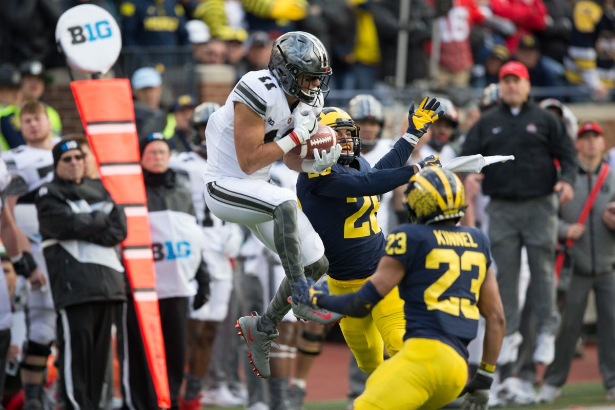 Steele: 14 Buckeyes on All-B1G team | OSU favorite in conference