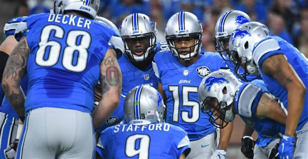 pretty nice 46a73 56d5c Detroit Lions roster rated 15th in NFL for 2018 season