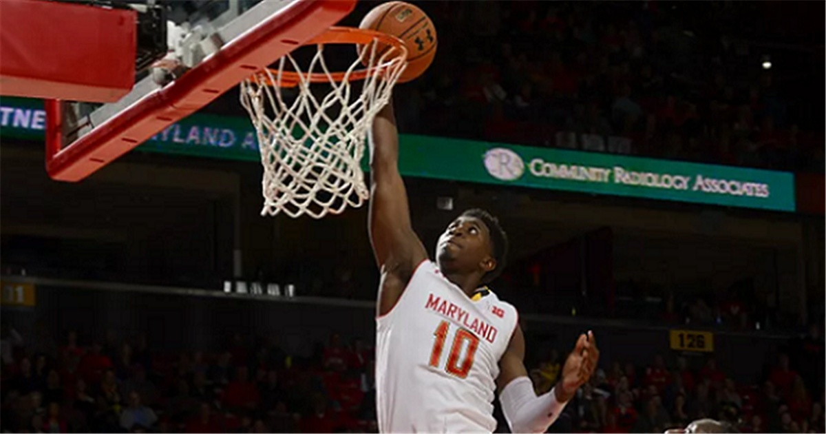 Darryl Morsell Pulls Hamstring in Maryland Terps Basketball Win over ...
