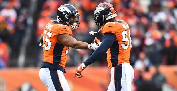 f612ddeb2a1 6 Broncos can reach milestones   records in Week 14 in San Fran