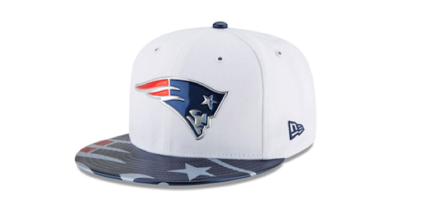 Here s a look at the Patriots version of the cap  31b8626b556