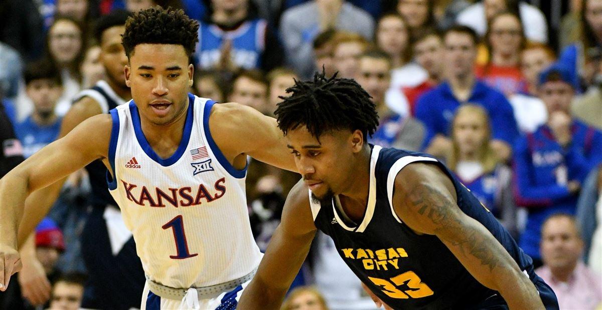 Analysis: Halftime observations from KU basketball vs. UMKC