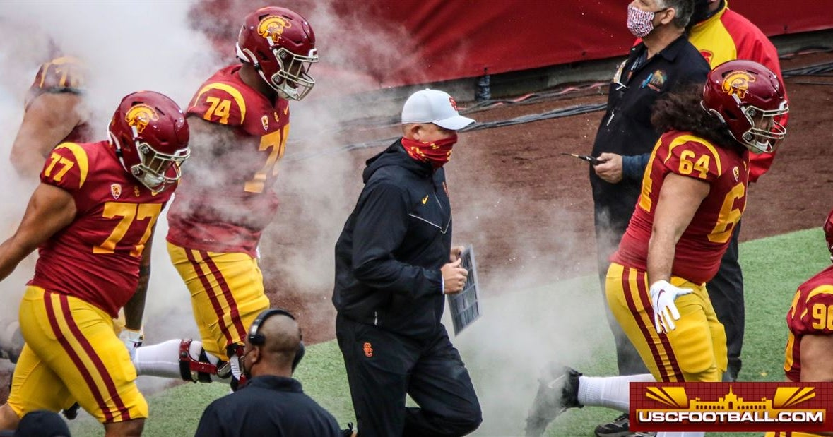 Forde: USC among Top 15 in new way-too-early 2021 Top 25 rankings