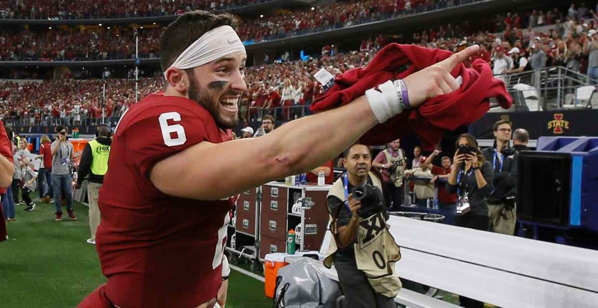 Mayfield named AP Player of the Year