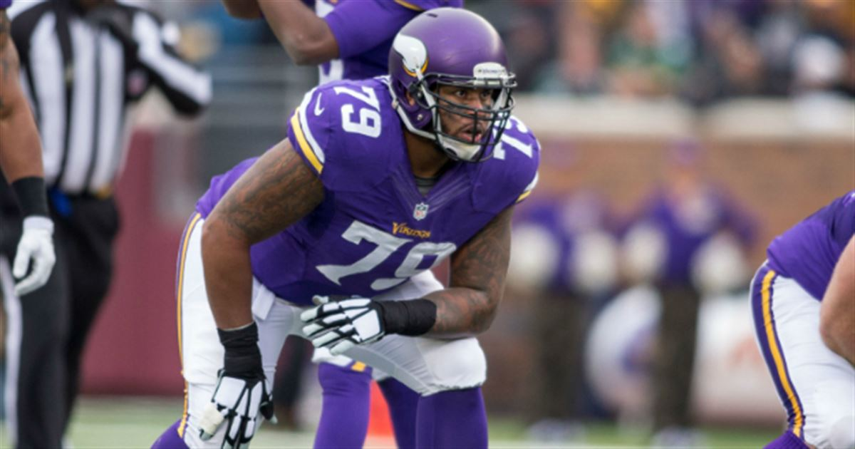 NFL Jerseys - Vikings re-sign OT Mike Harris