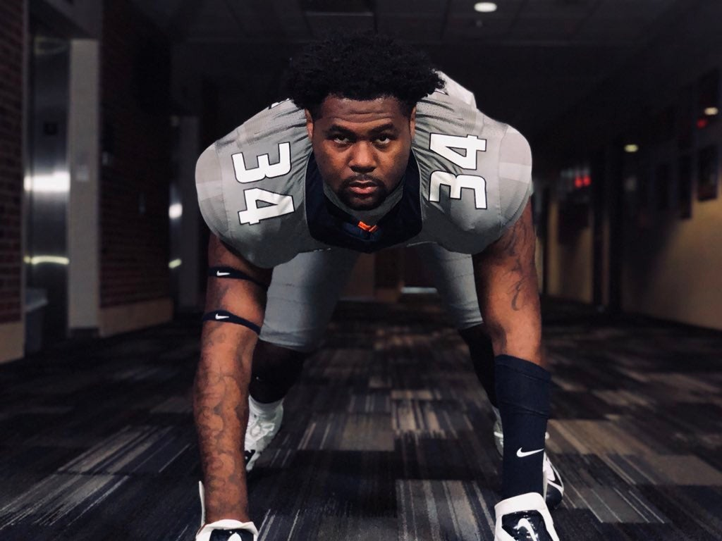 Penn State offers 2021 defensive tackle