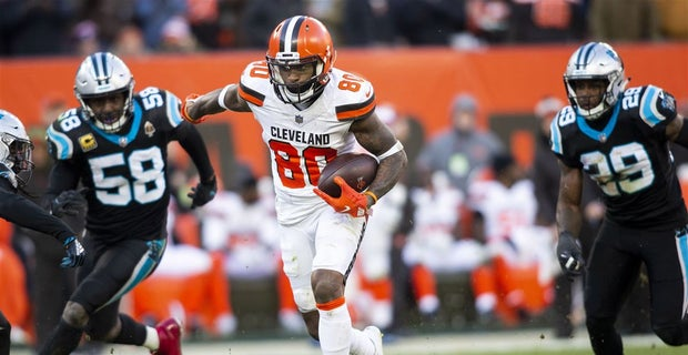Six Extra Points from Browns Win Over the Panthers 85c0af9c9