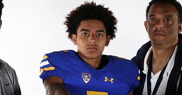 Tyson McWilliams lands Pac-12 offer No. 2